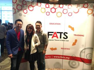 FATS conference, Bangkok - stem cells