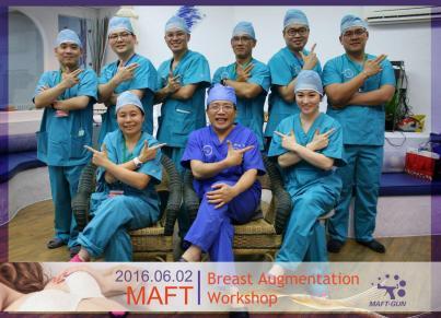 MAFT, Taiwan