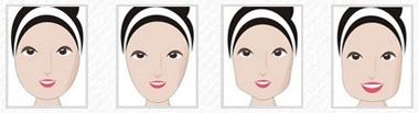 botox - face type 1